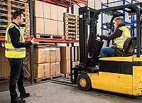 what basic forklift training must cover