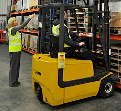 Fork Lift Truck Instructor Training