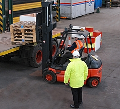 Lift Truck Instructor Re-Reg/Direct Entry