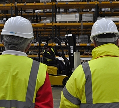 IOSH Managing safely forklift operations